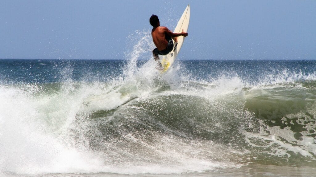 Surfing Nicaragua Surf Camp