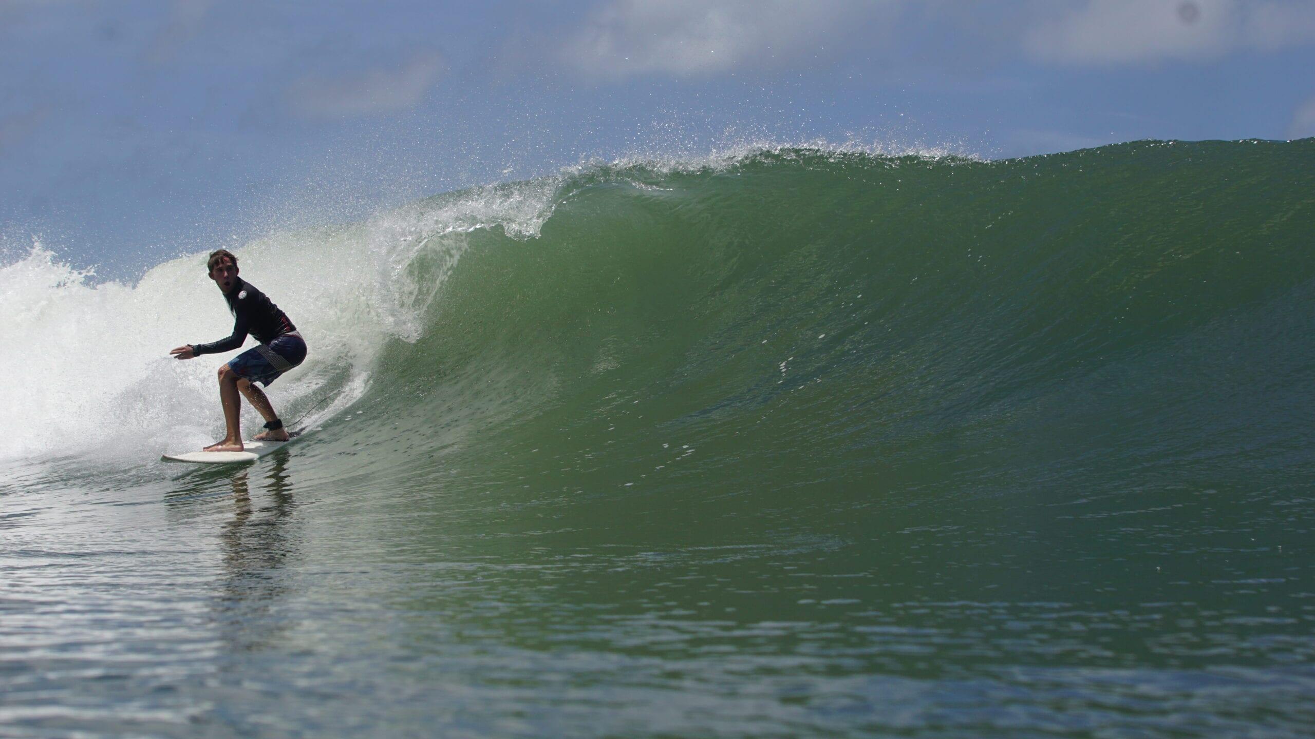 Surfing Nicaragua 17