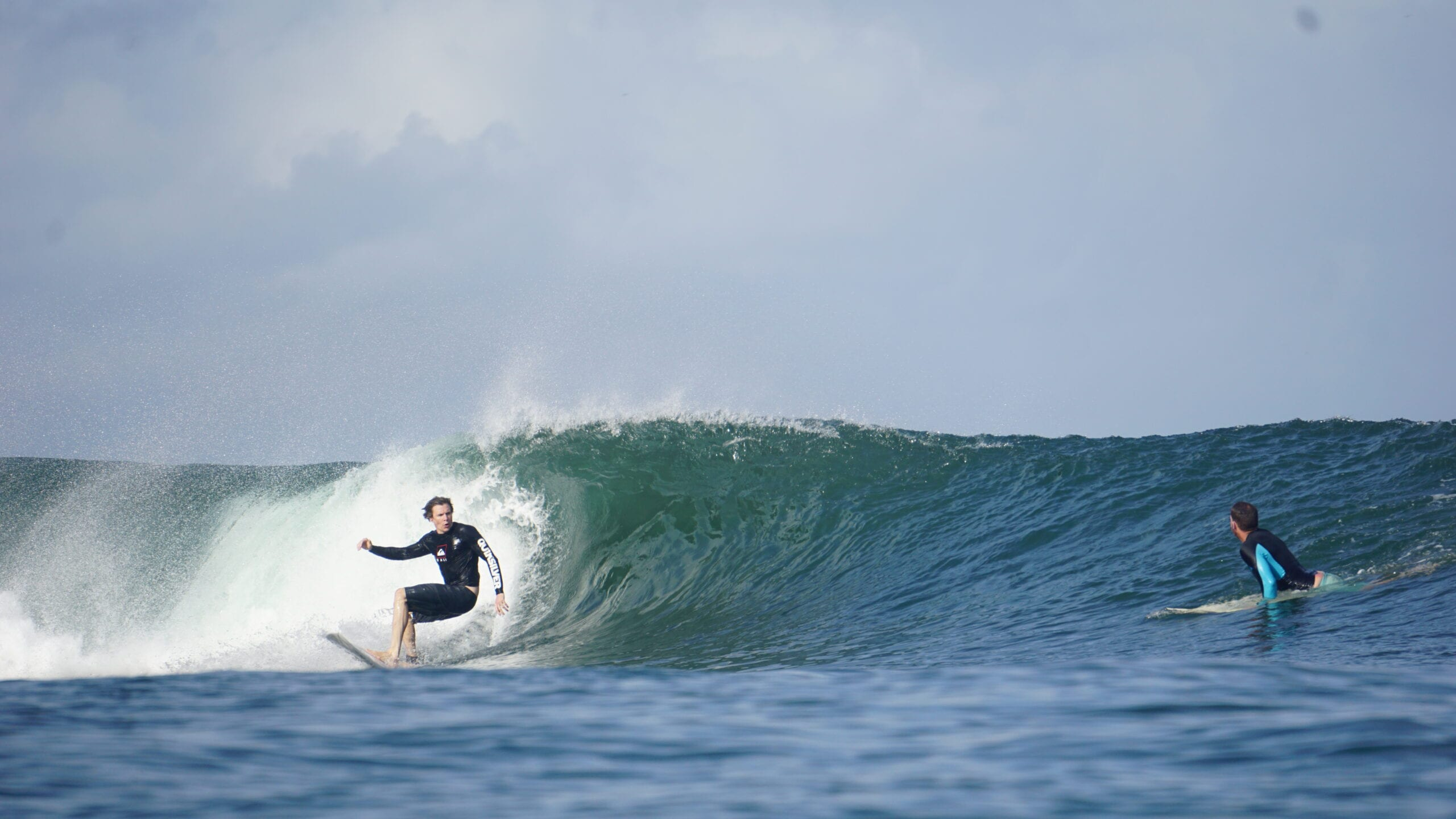 Surfing Nicaragua 18