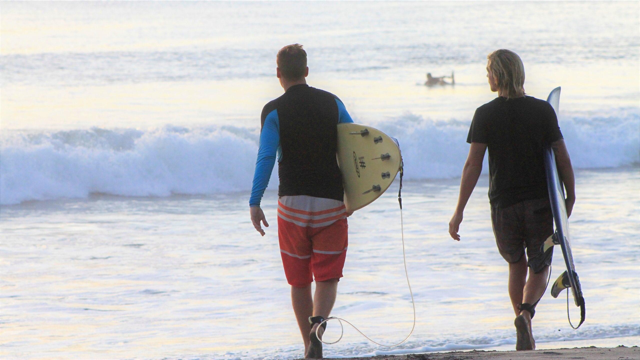 Surfing Nicaragua 13