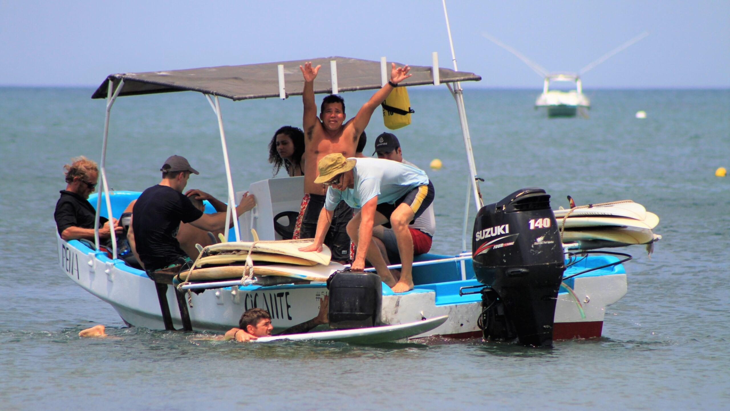 Surfing Nicaragua 9