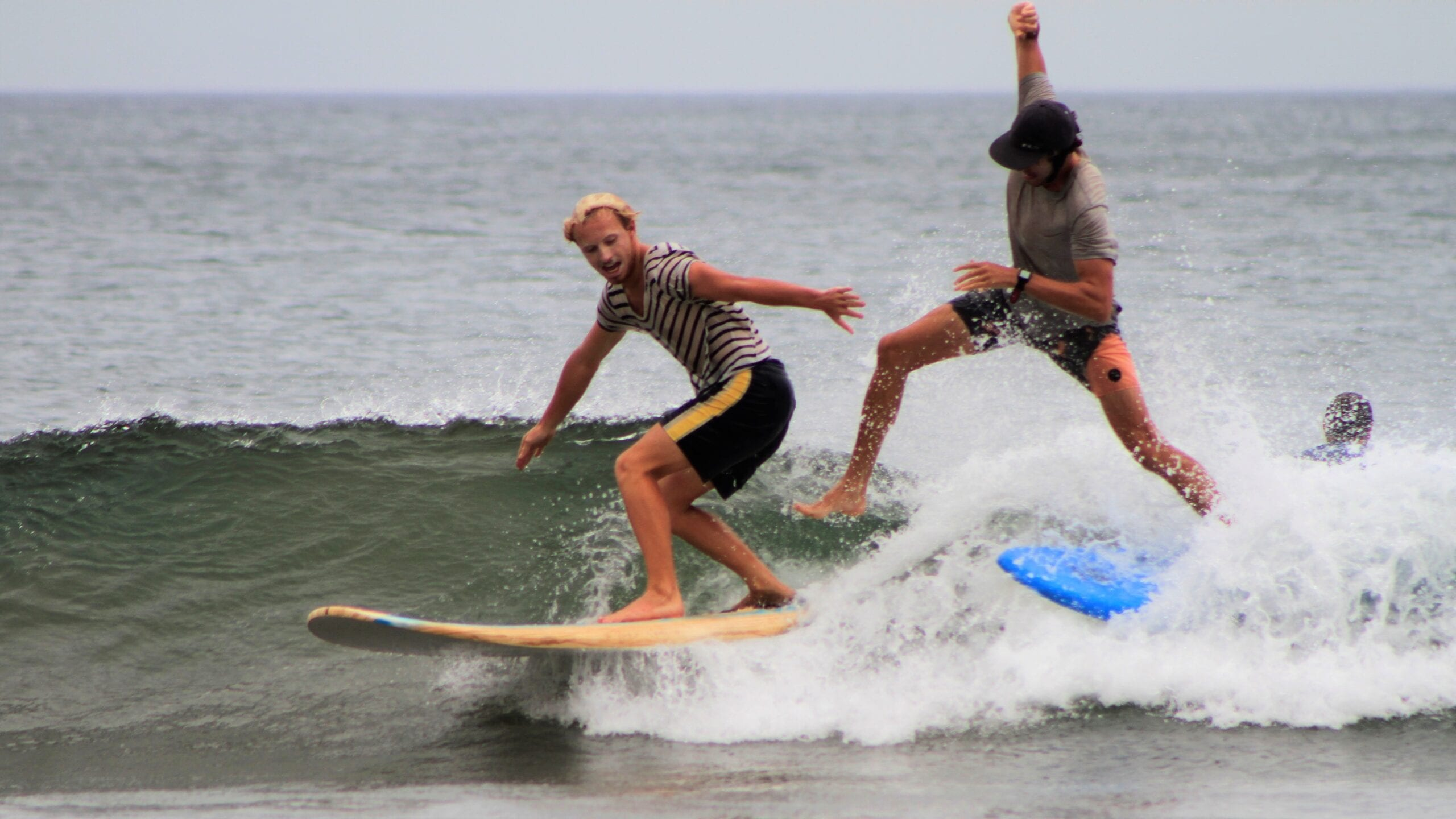 Surfing Nicaragua 5